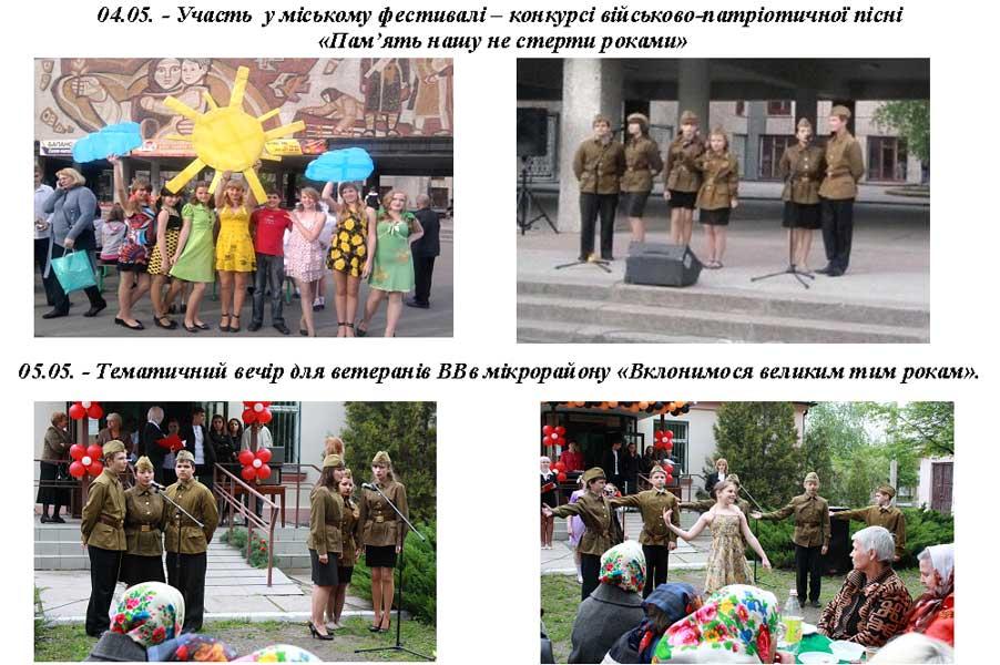 фестиваль військово-патріотичної пісні оберіг данным завода практике